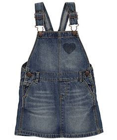 OshKosh Bgosh Denim Skirt Overalls (Toddler) *** See this great product. We are a participant in the Amazon Services LLC Associates Program, an affiliate advertising program designed to provide a means for us to earn fees by linking to Amazon.com and affiliated sites.