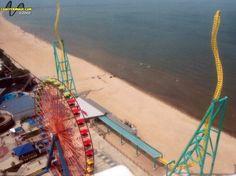 Wicked Twister - Cedar Point (Sandusky, Ohio, USA)