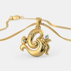 Buy Designer & Fashionable Om Pendants For Men & Boy. We have a wide range of traditional, modern and handmade Swivel Bar Mens pendant Online Ganesh Pendant, Om Pendant, Gold Pendent, Pendant Design, Gold Pendants For Men, Sterling Silver Jewelry, Gold Jewelry, Jewelery, Silver Rings