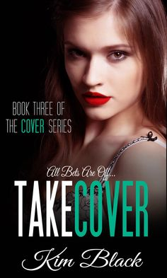 Padme's Library: Cover Reveal: Take Cover by Kim Black