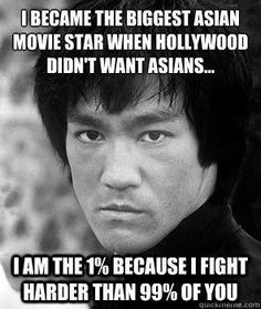 Bruce Lee: The Biggest Asian Hollywood Star