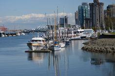 Gorgeous #Vancouver, Canada. (Photo Credit: Karen Cwikla)