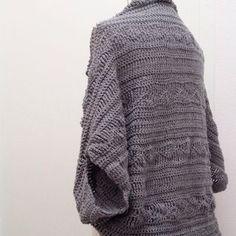 Gratis haakpatroon Shrug / Free crochet pattern shrug | Jenin's | Bloglovin'
