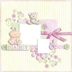 Tarjetas BabyShower | Infantiles | art collection Art Illustration