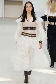 Défilé Chanel Automne-Hiver 2016-2017 PRÊT-À-PORTER
