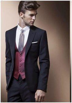 Classics Three Piece Acent Suit.