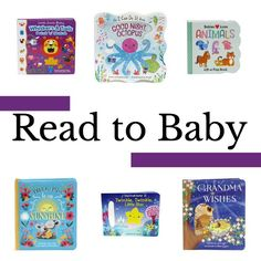 tips for reading to baby