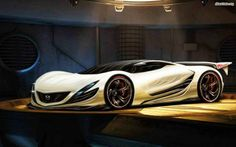 Mazda Furai Production Look