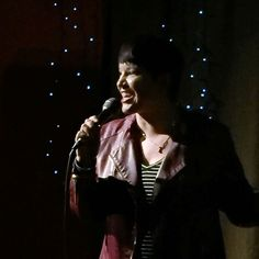 """Denise Vasquez on Instagram: """"Just hit my third mic tonight! My Chinese zodiac sign is the cock...I'm a cocksucker! #denisevasquez #comedy #comedian #standup #standupcomedy #zodiacsign #Astrology #zodiac #cock #cocksucker #funny #humor #jokes #onthemic #stagelife #perform #Women4applause #comedygrind #LAcomedy"""""""
