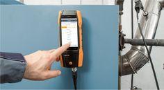 Măsurarea gazelor de ardere cu adevărat inteligentă. | InstalNews.ro Landline Phone, Technology, Rome, Tech, Tecnologia