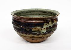 Warren Tippett Stoneware bowl, with potters cypher to the base. Ceramic Bowls, Stoneware, Tea Bowls, Art Object, Pottery, Base, Ceramics, Tableware, Ceramica