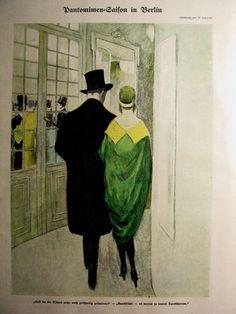 1911 Phantomima  in berlin