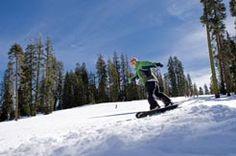 Badger Pass Snowboarding