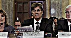 Senators to Dr. Oz: Stop Promising Weight-Loss Miracles