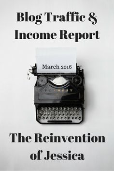 March 2016 Blog Traffic (and Income) Report