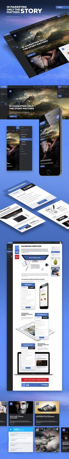 Jablonski Marketing UX & Branding by Pawel Skupien