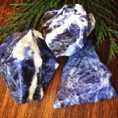 Raw Sodalite Crystal