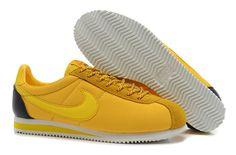 Shoes Nike Cortez Nylon Beijing Yellow