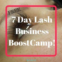 lash extensions business, new lash clients, attract lash clients, eyelash extensions business, eyelash business