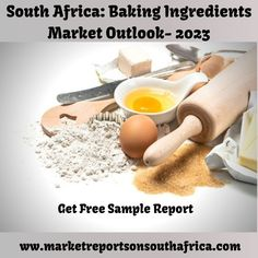 Ingredients market in registered a positive compound annual growth rate (CAGR) of during the period 2013 to 2018 with a sales value of ZAR Million in an increase of over Marzipan, Baking Ingredients, South Africa, Period, Bakery, Beverages, Marketing, Food, Bakery Shops