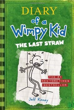 Diary of a Wimpy Kid: The Last Straw (Book 3) by Jeff Kinney,http://www.amazon.com/dp/0810970686/ref=cm_sw_r_pi_dp_gbM9sb1R83V562GF