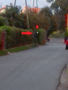Slenderman near my house :O
