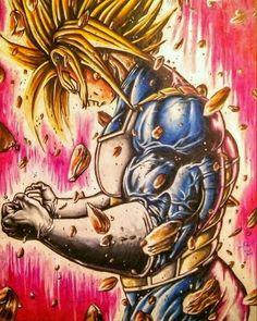 Goku in super mood
