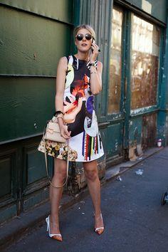 STREET STYLE PARIS FASHION WEEK S/S 2015 - Trends Gallery Blog