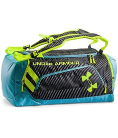 Sport Clothes Under Armour Duffle Bags Ideas For 2019 Mochila Under Armour, Under Armour Backpack, Under Armour Shoes, Adidas Duffle Bag, Duffel Bags, Purses And Bags, Men's Bags, Golf Bags, Tote Handbags