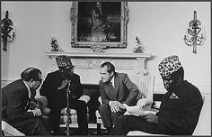 U.S. Imperialism in Africa is achieved my backing dictators favorable to Western corporations.