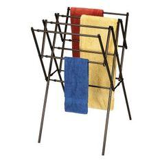 Household Essentials Expandable Clothes Dryer - Antique Bronze Frame - 5175, WTD294