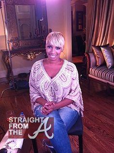 NeNe Leakes Platinum Blonde