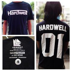 #TshirtTuesday - The Tomorrowland Line Up - Hardwell