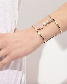 Confection Cuff.Great cuff, love the simple colors//