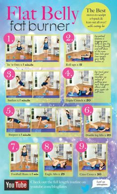 Lose 1 Pound Doing This 2 Minute Ritual - The best ab sculpting, fat burning workout there is. Super effective, only 10 min, but will have you sore and sweaty. Lose 1 Pound Doing This 2 Minute Ritual - Belly Fat Burner Workout Belly Fat Burner Workout, Fat Burning Workout, Belly Burner, Sculpter Son Corps, Cassey Ho, Pop Pilates, Pilates Workout, Cardio Abs, Workout Exercises
