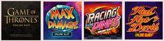 Try #MaxDamage, #GameofThrones, #RedHotDevil & #RacingforPinks #slots at #RoyalVegasCasino and enjoy #freespins features
