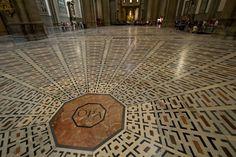 Pavimento - Duomo di Firenze