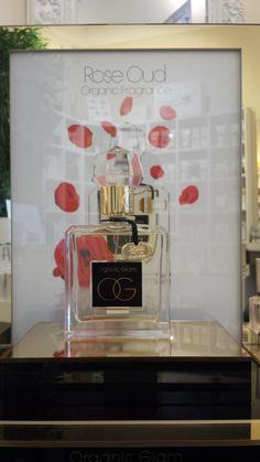Organic Glam Rose Oud Edp Be My Valentine, Organic, Rose, Valentines, Pink, Roses, Pink Roses
