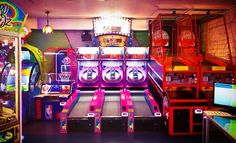 Groupon - $ 15 for $ 30 Worth of Arcade Play at the Chinatown Fair. Groupon deal price: $15.00
