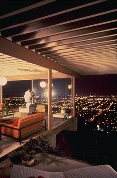 Pierre Koenig - Stahl House 1960