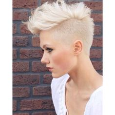 I want a change in my style, but I'm not sure I want to commit to this. It's so pretty though!!