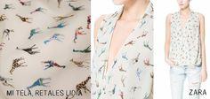DIY Cómo hacer una blusa básica (patrones de la blusa básica gratis)