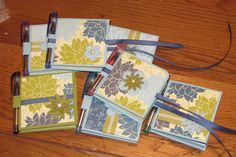 urban gaden post it notes by wendyboudreau - Cards and Paper Crafts at Splitcoaststampers