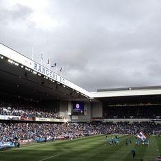 Glasgow Rangers Rangers Football, Rangers Fc, Sport Football, First Football Game, Chelsea Fc, Glasgow, Scotland, Club, Spaces