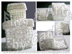 Carla Artesanato: caixas