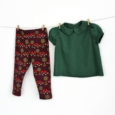 Girls Leggings – PDF – Instant download  These leggings are so easy to make and also so fast that you can make many of them. Theyre so comfortable and functional that you can use them also for pajamas, for the gym, yoga pants, etc :) ✄ sizes 3-4Y // 4-5Y // 5-6Y // 6-7Y // 7-8Y // 8-9Y  If you need a smaller size follow the links:  0-3M to 2-3Y: https://www.etsy.com/listing/491015161/baby-leggings-pdf-sewing-pattern-in...