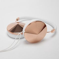 Whoops. These are mine now. Taylor Rose Headphones by Frends