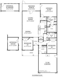 1800 Sf House Plans With Bonus Room on Rambler Floor Plans 2500 Square Feet