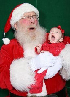 Sleepy Santas