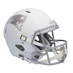 Riddell New England Patriots ICE Revolution Speed Full-Size Replica Football Helmet - $144.99